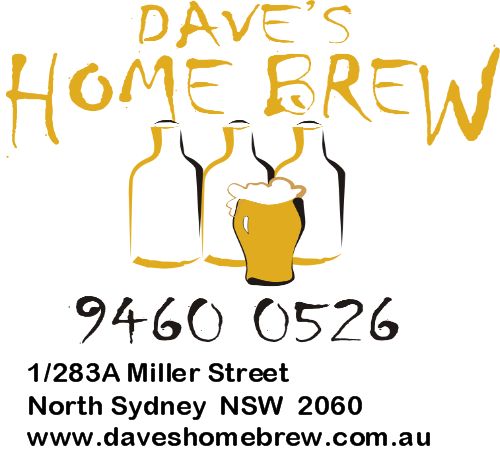Dave's Home Brew